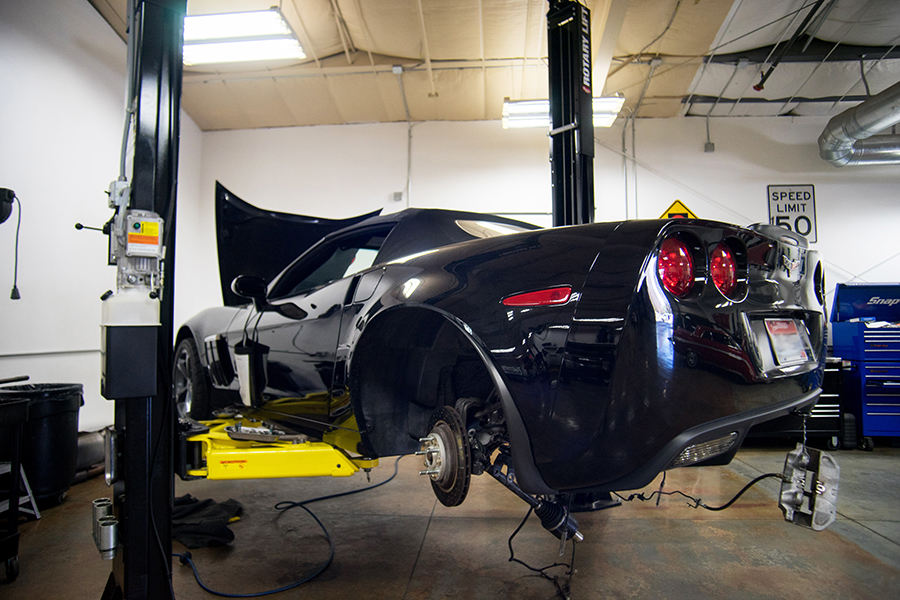 Performance cars are Restoration Rods specialty